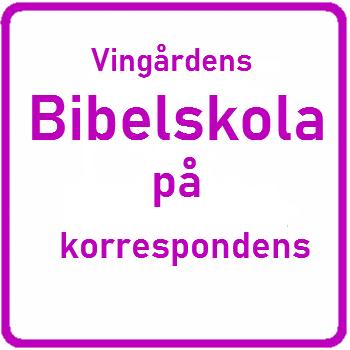 Distansbibelskola