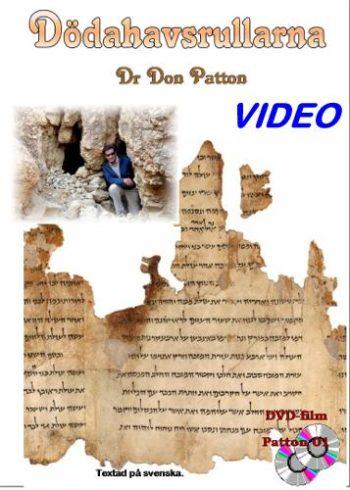 DVD Dödahavsrullarna med Dr Don Patton