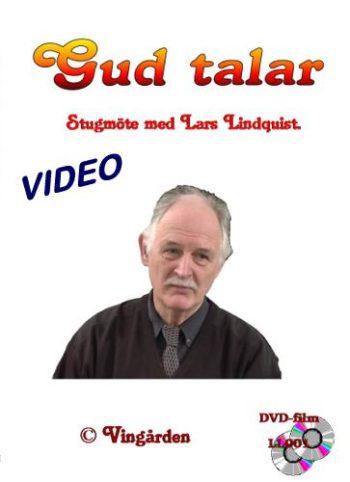 DVDLL001 Gud talar av Lars Lindquist