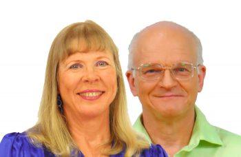 Madeleine och Peter Wallgren